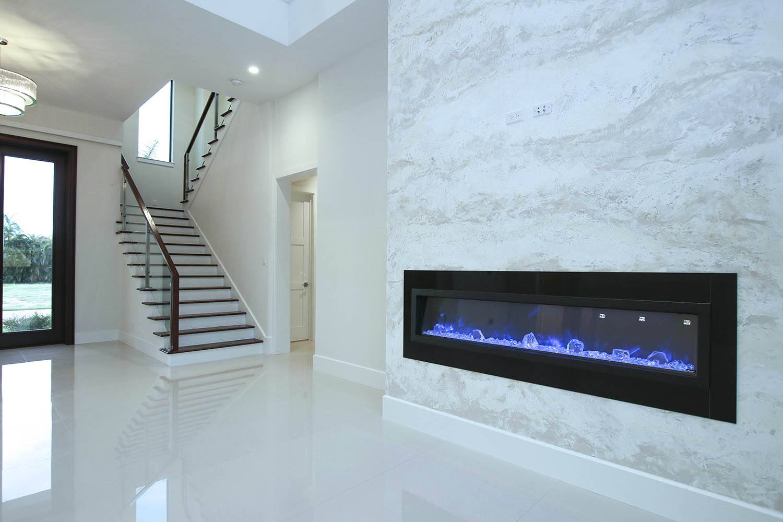 Bay Harbour Estates Lot 1 - Fireplace